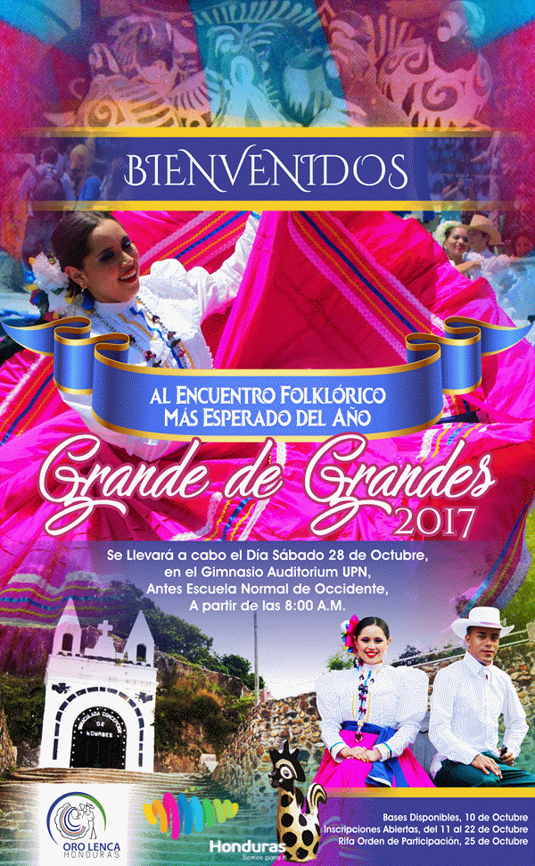 Click here to register your group for El Grande de Grandes.